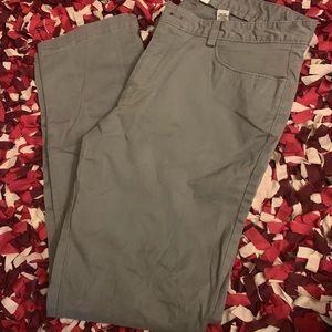 Calvin Klein Pants - Gray